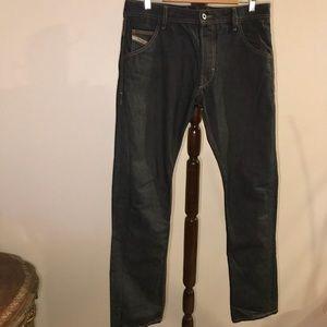 """Diesel men's """"Krooley"""" jeans size 32x32"""